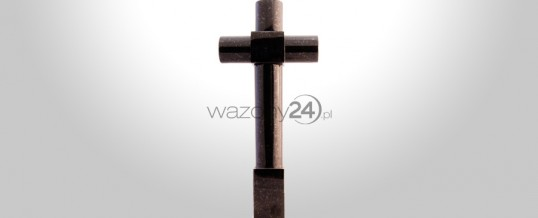 Granite Tombstone Crosses