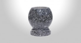 Kosmin Granite Bowl Vases