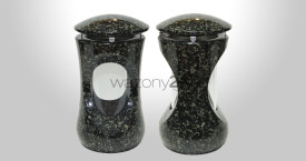 Hassan Green Granite Lantern